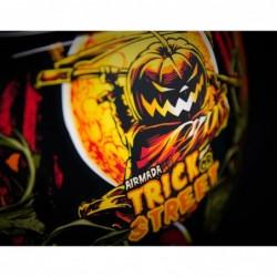 Kask motocyklowy ICON Airmada Trick or Street / malowanie