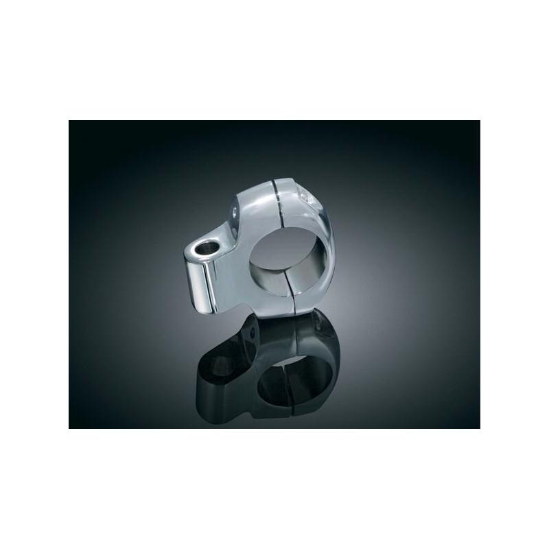 Chromowana klamra do akcesoriów motocyklowych, 32mm / KY-1468