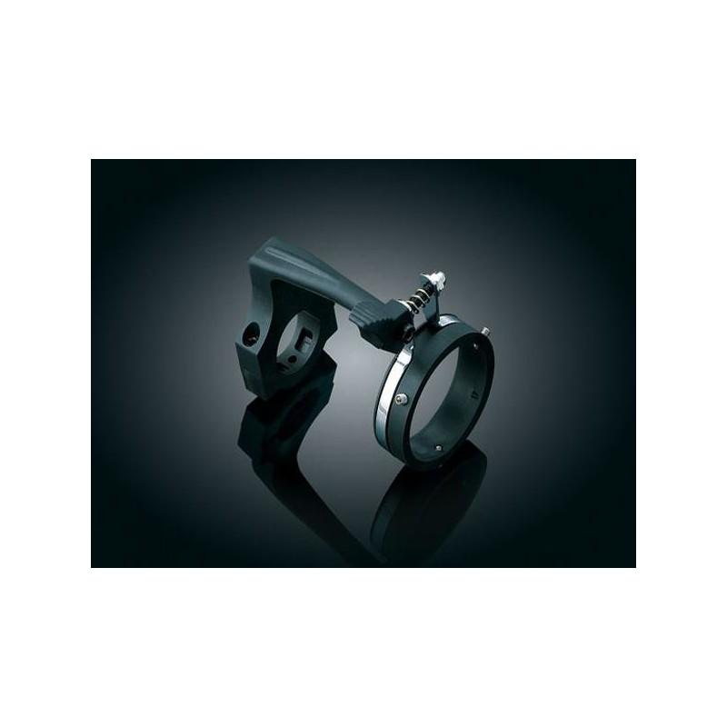 Tempomat motocyklowy na kierownicę - uniwersalny / KY-6218