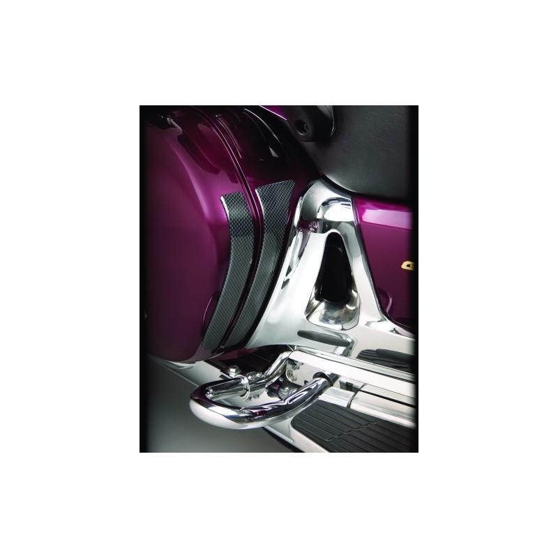 Carbonowe nakładki na kufry motocykla Honda GL / BB 52-742