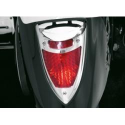 Nakładka na tylną lampę motocykla Yamaha XVS 1300 / HH 662-116