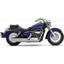 Motocyklowy układ wydechowy Streetrod / COBRA 1711T