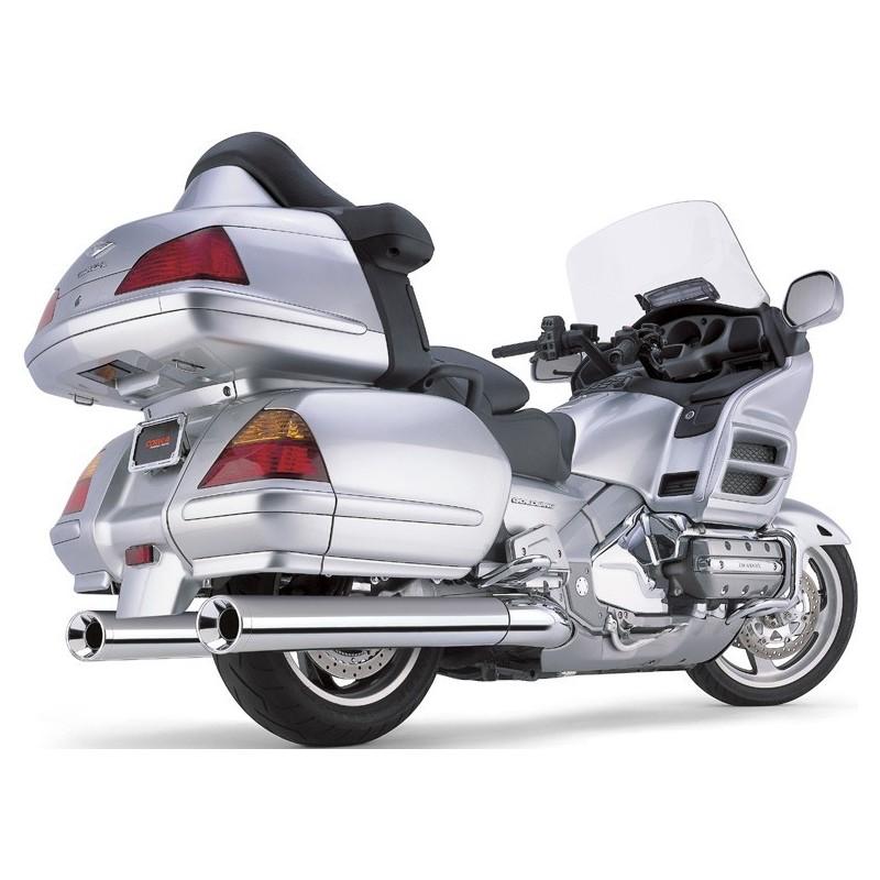 Motocyklowy tłumik Cobra Slip Ons Honda GL 1800 Gold Wing / COBRA 1213