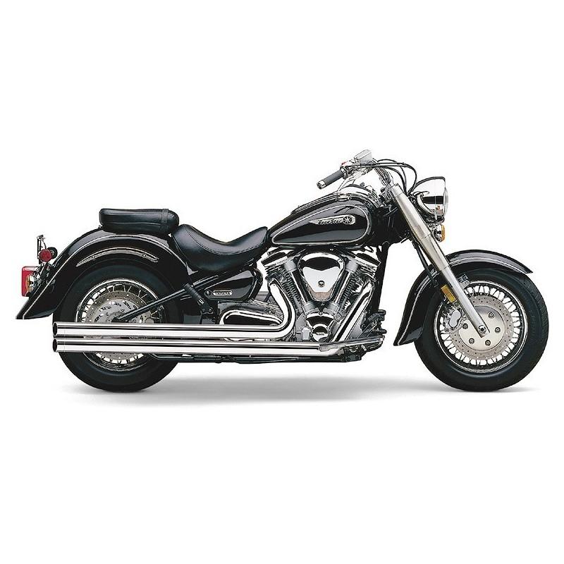 Motocyklowy układ wydechowy Speedster Longs, Road Star 1600/1700  / COBRA 2921T