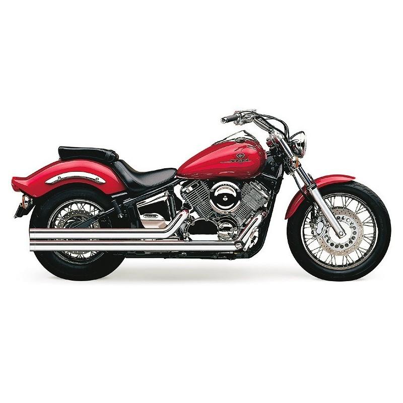 Motocyklowy układ wydechowy Speedster Longs, XVS 1100 / COBRA 2917T