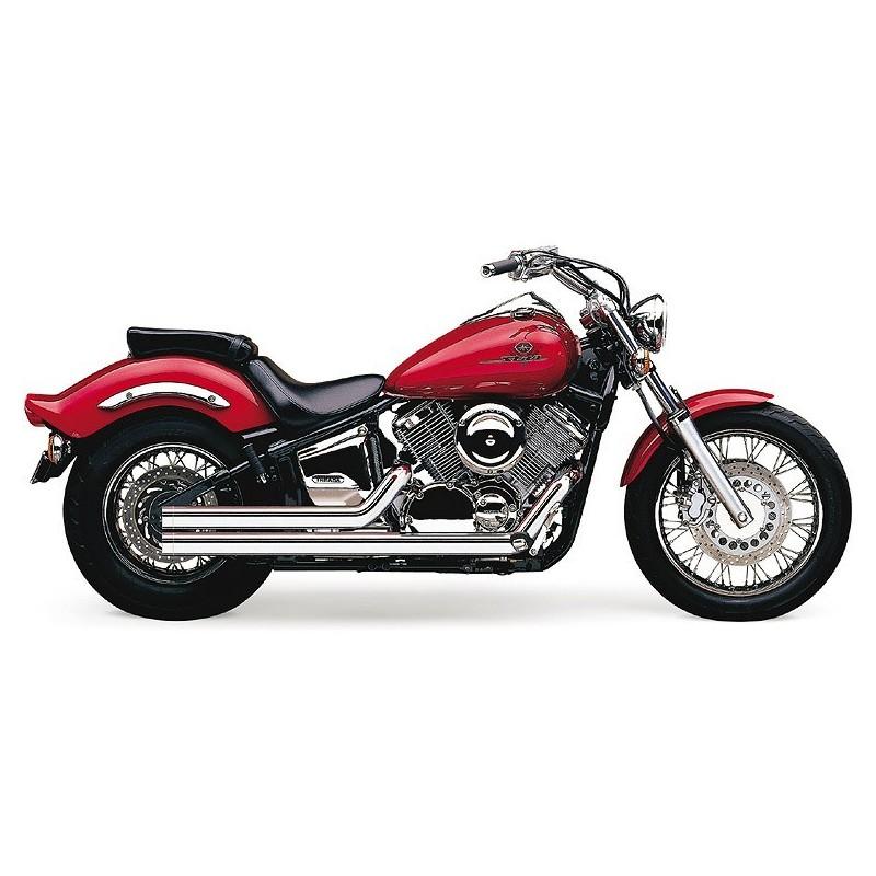 Motocyklowy układ wydechowy Speedster Shorts, XVS 1100 / COBRA 2717T