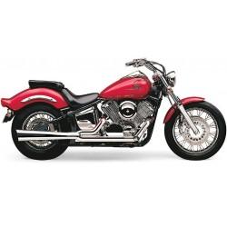 Motocyklowy układ wydechowy Power Pro 2 Into 1, XVS 1100 / COBRA 2417
