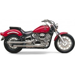 Motocyklowe tłumiki Slip On Drag Pipes / COBRA 2267