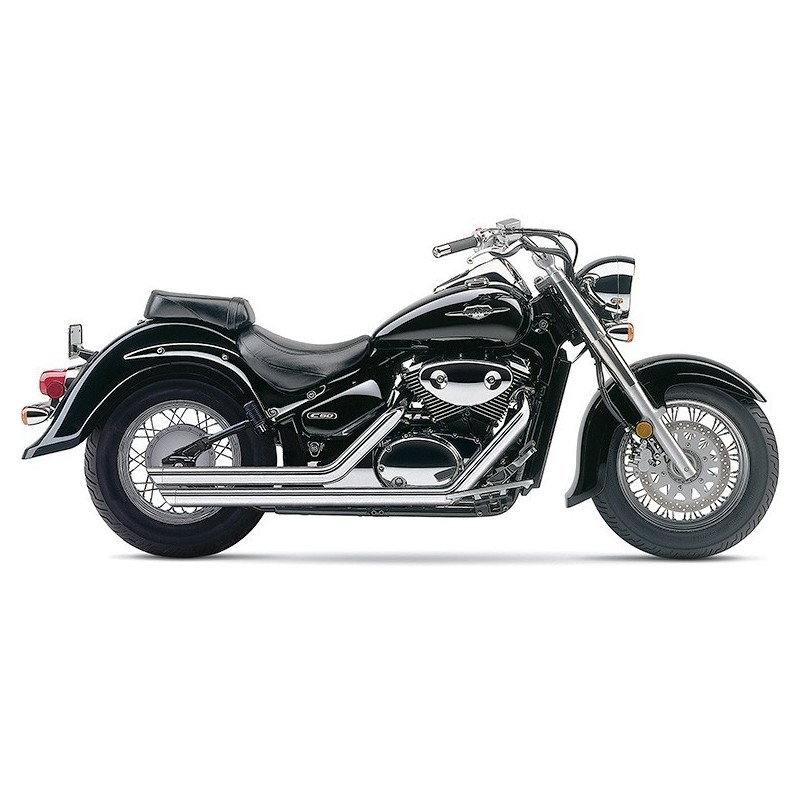 Motocyklowy układ wydechowy Streetrod Slashdown - Volusia, C 50, M 50 / COBRA 3917