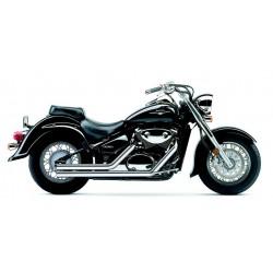 Motocyklowy układ wydechowy Streetrod - Volusia, C 50, M50 / COBRA 3717T