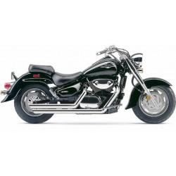 Motocyklowy układ wydechowy Speedster Slashdown, '05-'09, Suzuki C90   / COBRA 3820