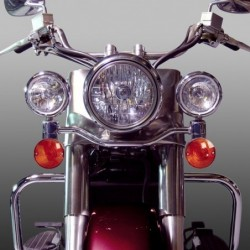 Motocyklowe lightbary z...