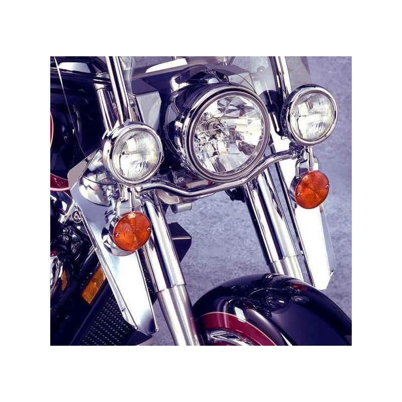 Motocyklowe deflektory na nogi / N763A
