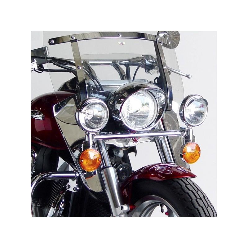 Motocyklowe deflektory na nogi / N765