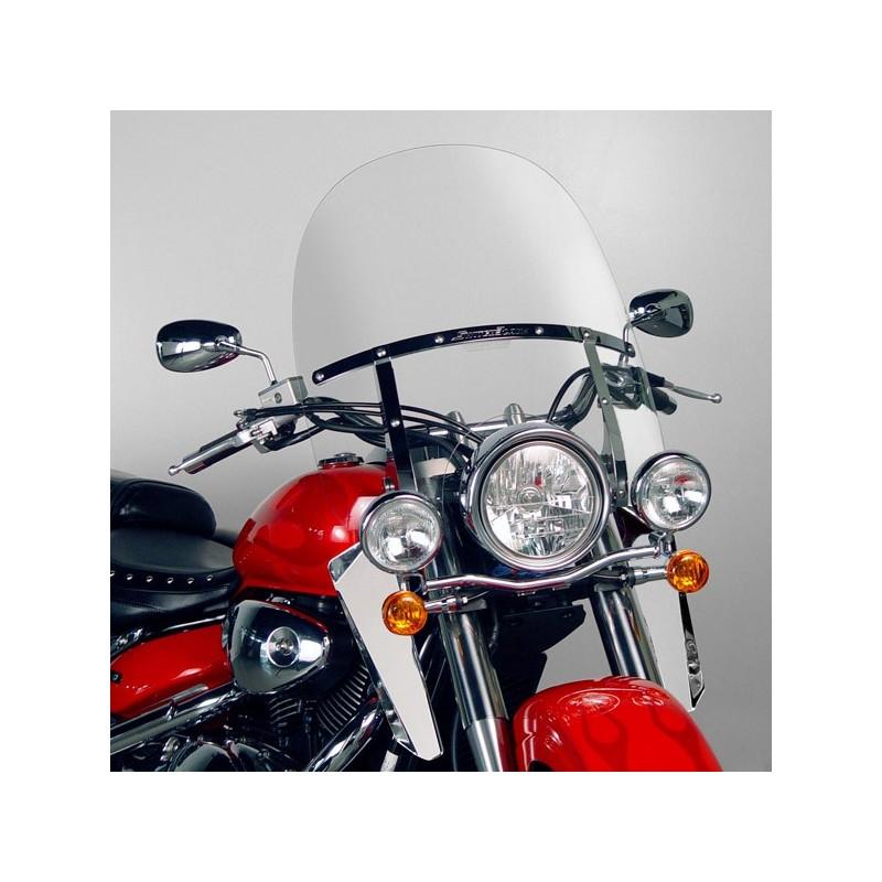 Motocyklowe deflektory na nogi do szyb Switchblede / N76601