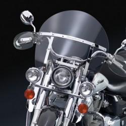 Motocyklowe deflektory na nogi do szyb Switchblede / N76601 z szybą
