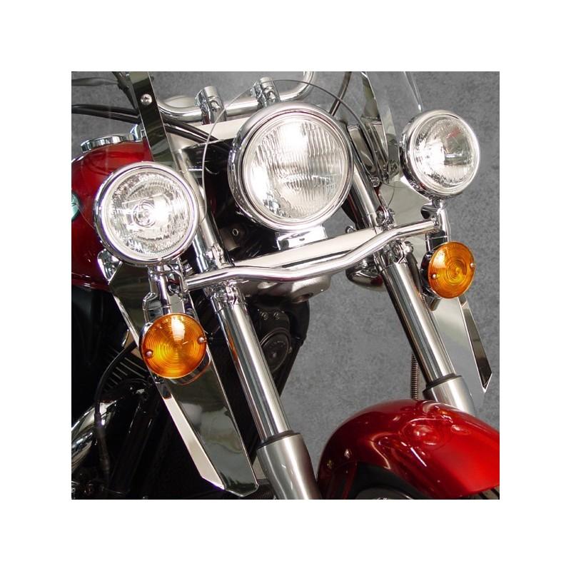 Motocyklowe deflektory na nogi do szyb typu SwitchBlade / N76602