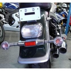 Motocyklowy klosz lampy...