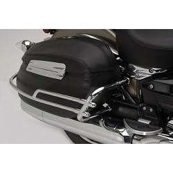 Relingi na kufry motocykla...