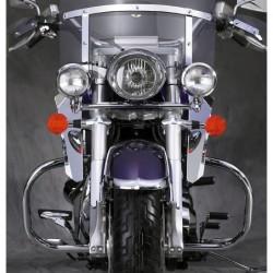 Motocyklowe deflektory na nogi do szyb typu SwitchBlade