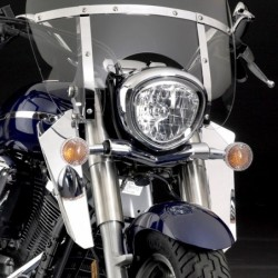 Motocyklowe deflektory na nogi do szyb typu SwitchBlade / Yamaha XVS 1300