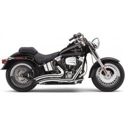Motocyklowy układ wydechowy Speedster Short Swept do H-D,Softail / COBRA 6225