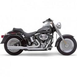 Motocyklowy układ wydechowy Power Pro HP 2 Into 1do '12-'17 Softail / COBRA 6422