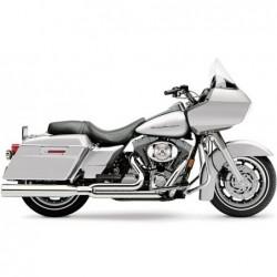 Motocyklowy układ wydechowy Power Pro HP 2 Into 1, '07-'08 H-D Touring / COBRA 6431