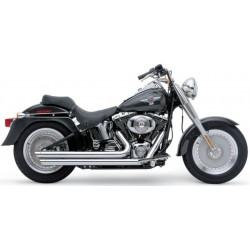 Motocyklowy układ wydechowy Speedster Slashdown, '12-'17 Softail / COBRA 6852
