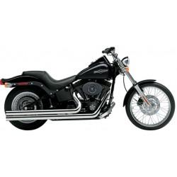 Motocyklowy układ wydechowy Speedster Longs '12-'17 Softail  / COBRA 6952T