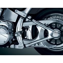Osłony ramy motocykla H-D...