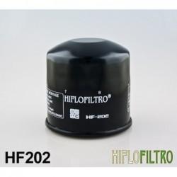 Motocyklowy filtr oleju do Kawasaki i Honda / Hiflo HF202