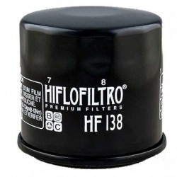 Motocyklowy filtr oleju Hiflo / HF138