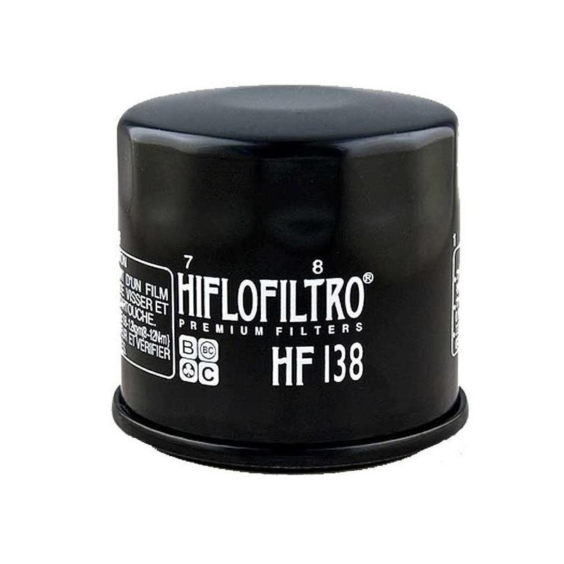 Motocyklowy filtr oleju Hiflo do Suzuki / HF138