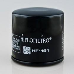 Motocyklowy filtr oleju Hiflo / HF191