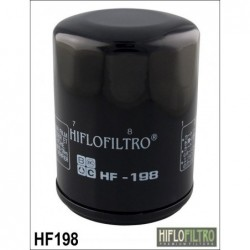 Motocyklowy filtr oleju Hiflo, do Victory / HF198