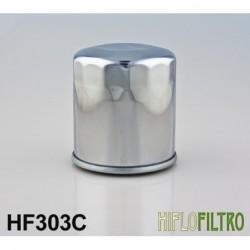 Motocyklowy filtr oleju Hiflo / HF 303C