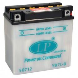 Motocyklowy akumulator obsługowy / YB7LB L