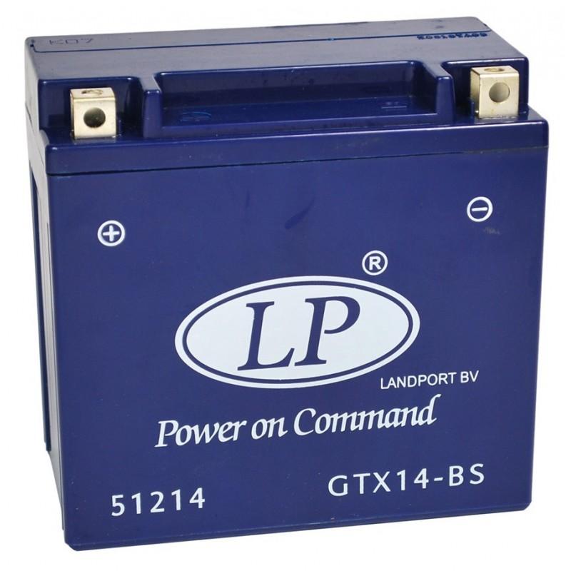 Akumulator żelowy / GTX14BS L