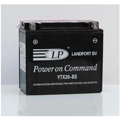 Akumulator bezobsługowy /  YT14BBS L