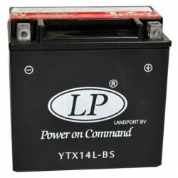Akumulator bezobsługowy /  YTX14LBS L