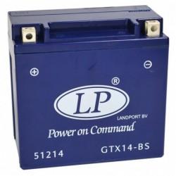 Akumulator żelowy / GTZ14S L