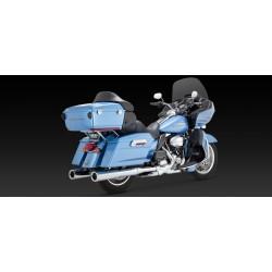 Motocyklowe tłumiki Hi-Output  '95-'17 H-D Touring / V16455