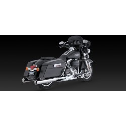 Układ wydechowy Monster Rounds Harley Davidson / V16773