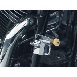 Blokada na kask motocyklowy 22 mm do 32 mm / KY-4220