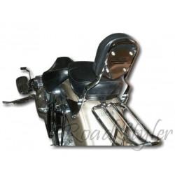 Motocyklowe oparcie pasażera Yamaha Drag Star 650 classic / XVS 650