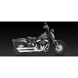 "Motocyklowy tłumik Twin Slash 3"" Slip - Ons / V16841"