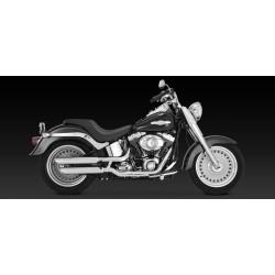 "Motocyklowy tłumik Twin Slash 3"" Slip - Ons / V16843"