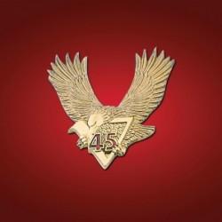 Emblemat motocyklowy orzeł...