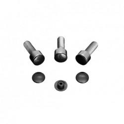 Czarne nakładki na śruby M5 / HH 03-3052